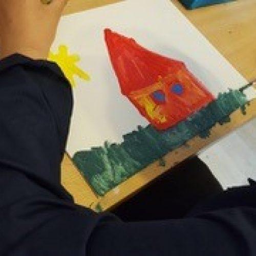 Progetto Crescere con Creatività